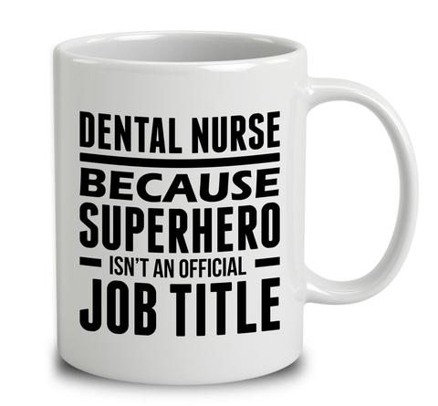 Day at work of a Dental Nurse